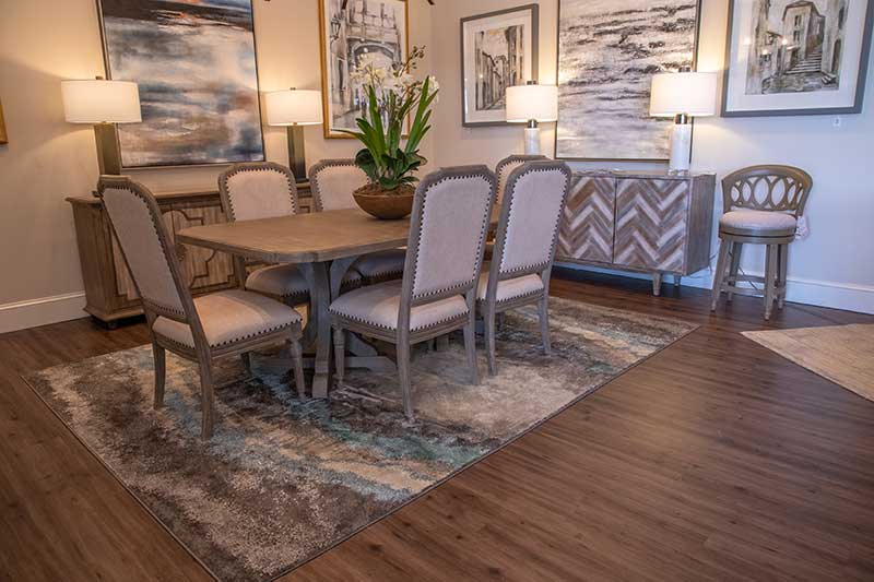 Hooker Dining Room Table at Tuscany Fine Furnishings in Roswell, GA