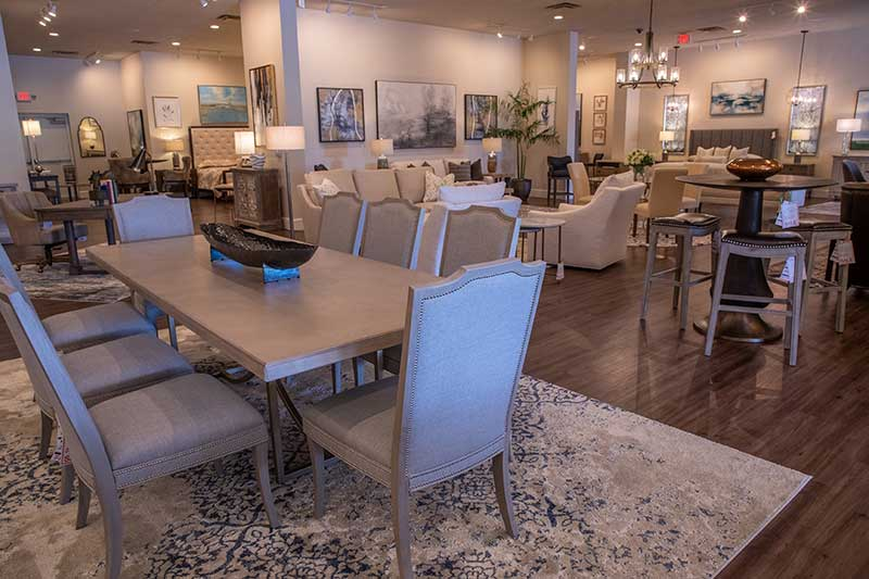 Hooker Furniture Dining Room Table at Tuscany Fine Furnishings in Roswell, GA