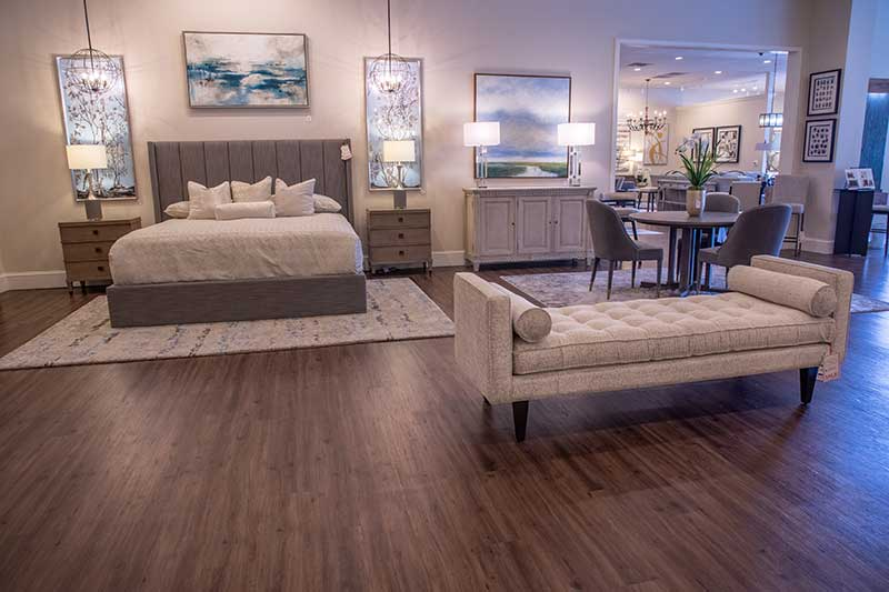 Universal Furniture Bedroom Set at Tuscany Fine Furnishings in Roswell, GA