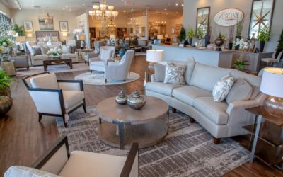 Tuscany Fine Furnishings Customer Shopping Experience