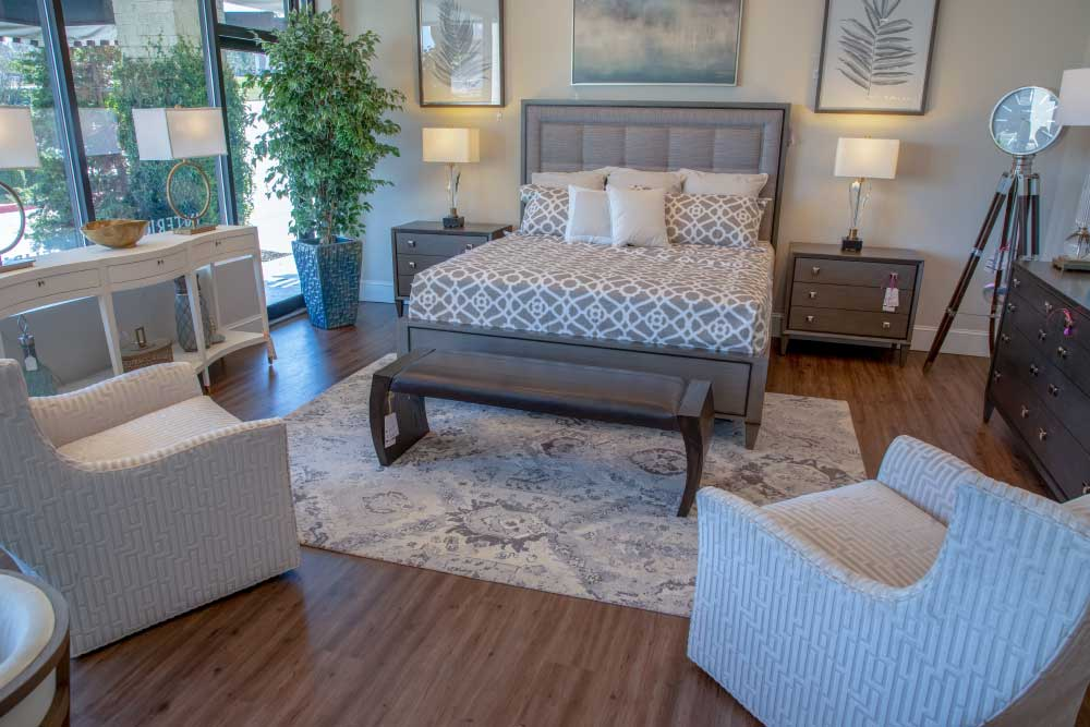 Lexington Bed, Tuscany Fine Furnishings, Roswell, GA