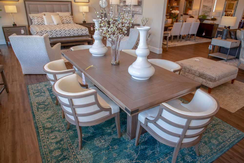 Universal Dining Room Table, Tuscany Fine Furnishings, Roswell, GA