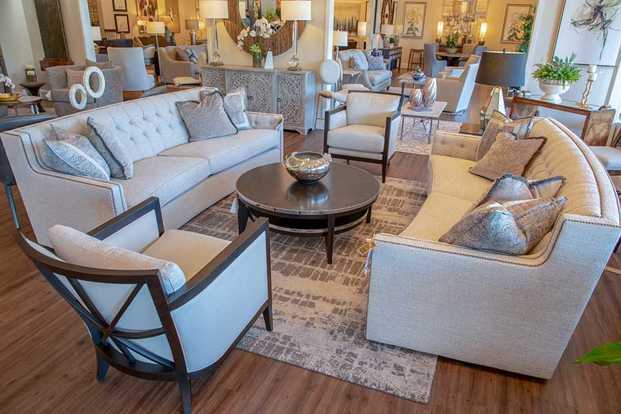 Living Room Furniture, Tuscany Fine Furnishings, Roswell, GA