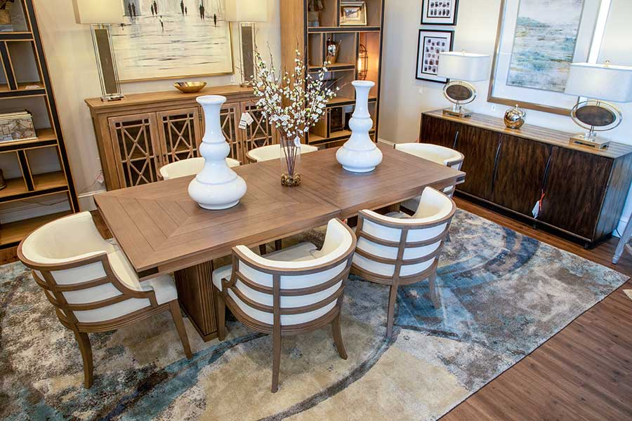 Dining Room Furniture, Tuscany Fine Furnishings, Roswell, GA