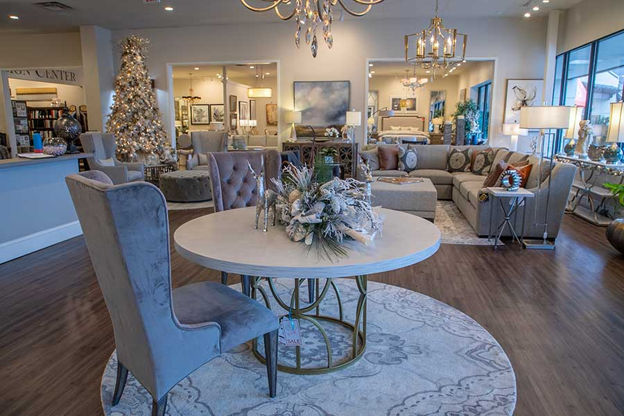 Fairfield Round Table, Tuscany Fine Furnishings, Roswell, GA