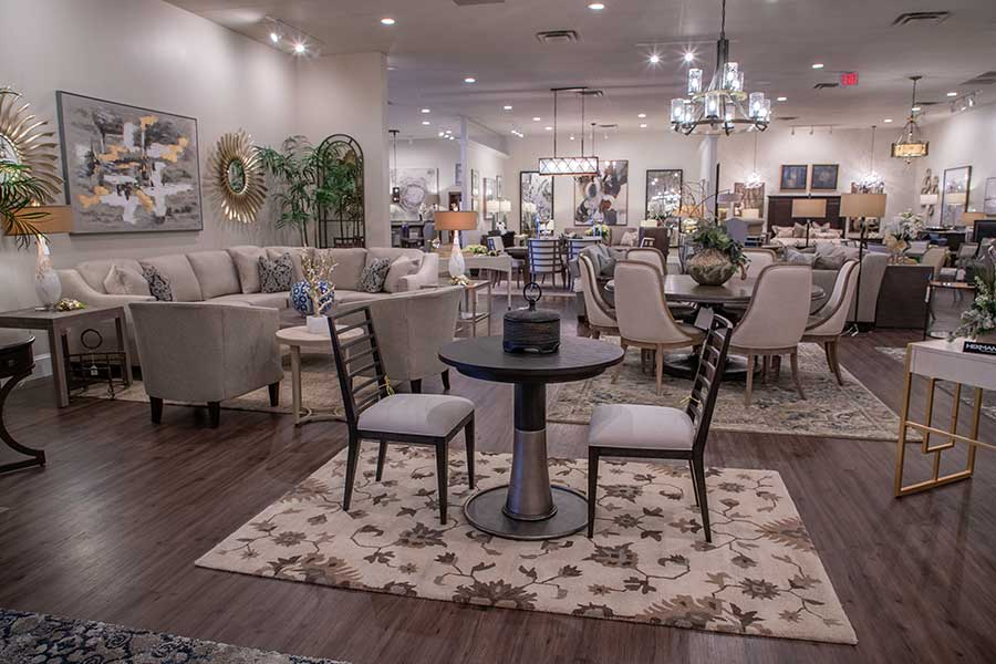 Stanley Furniture Round Table, Tuscany Fine Furnishings, Roswell, GA