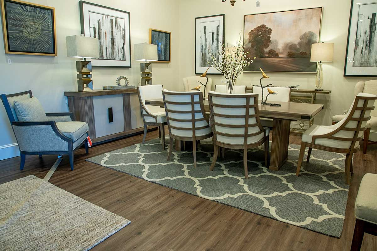Dining Room Furniture at Tuscany Fine Furnishings