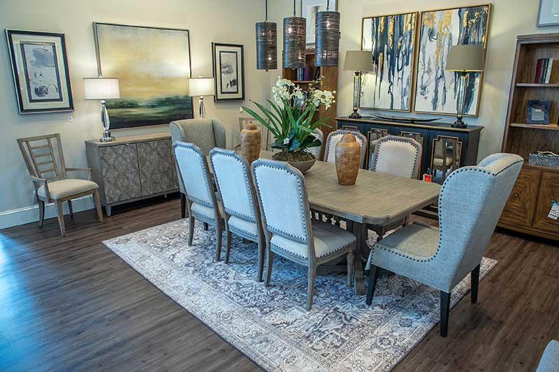 Hooker Dining Room Set, Tuscany Fine Furnishings, Roswell, GA