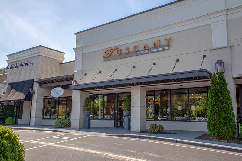 Tuscany Fine Furnishings Showroom, Roswell, GA
